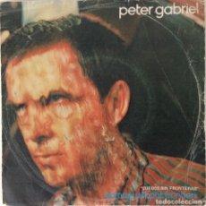 Discos de vinilo: PETER GABRIEL GAMES WHITHOUT FRONTIERS JUEGOS SIN FRONTERA VINILO EDICIÓN ESPAÑOLA. Lote 208763660