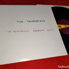 Discos de vinilo: THE TEMPTATIONS TEMPTATIONS GREATEST HITS LP 1966 GORDY USA. Lote 178241895