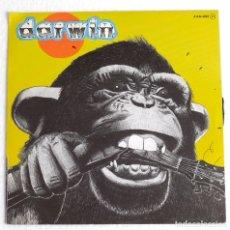 Discos de vinilo: DARWIN. EL FANTASMA DEL PARAISO 1983 CONÉCTATE/ TRAFICO MOVIDA MADRILEÑA. CFE. Lote 178249162