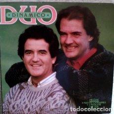 Discos de vinilo: DÚO DINÁMICO - DÚO DINÁMICO (ESPAÑA, 1986). Lote 178249180