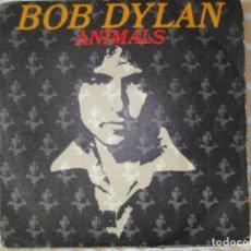 Discos de vinilo: BOB DYLAN , ANIMALS. Lote 178258361