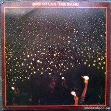 Discos de vinilo: BOB DYLAN/ THE BAND. BEFORE THE FLOOD. ASYLUM-WEA. FRANCIA 1974 (2 LP + DOBLE CARPETA) 63000. Lote 178258752
