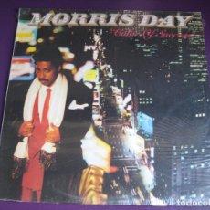Discos de vinilo: MORRIS DAY LP WARNER 1985 PRECINTADO - COLOR OF SUCCESS - FUNK POP MINNEAPOLIS PRINCE. Lote 178258805
