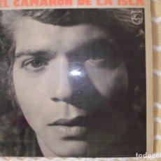 Discos de vinilo: EL CAMARON DE LA ISLA, EP, GUITARRA PACO DE LUCIA.. Lote 178258992