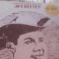 Discos de vinilo: JIM REEVES VINILO DOBLE 1972. Lote 178260470