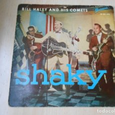 Discos de vinilo: BILL HALEY AND HIS COMETS - SHAKY -, EP, MACK THE KNIFE + 3, AÑO 1960. Lote 178260800