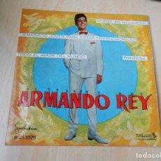 Discos de vinilo: ARMANDO REY, EP, POESÍA EN MOVIMIENTO + 3, AÑO 1961. Lote 178266528