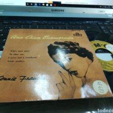 Discos de vinilo: CONNIE FRANCIS EP UNA CHICA ENAMORADA WHO'S SORRY NOW? + 3 ESPAÑA 1958. Lote 178275616