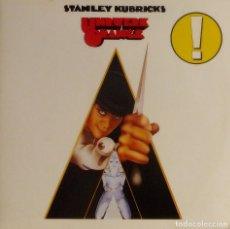 Discos de vinilo: STANLEY KUBRICKS UHRWERK ORANGE (ALEMANIA). Lote 178279000