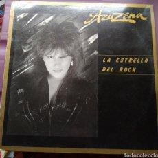 Discos de vinilo: AZUZENA - LA ESTRELLA DEL ROCK. Lote 178285037
