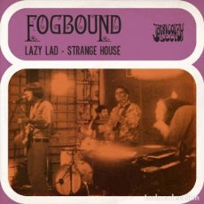 Discos de vinilo: FOGBOUND LAZY LAD (SINGLE) . FREAKBEAT BEAT THE ATTACK SIXTIES ACTION EYES CREATION. Lote 211661633