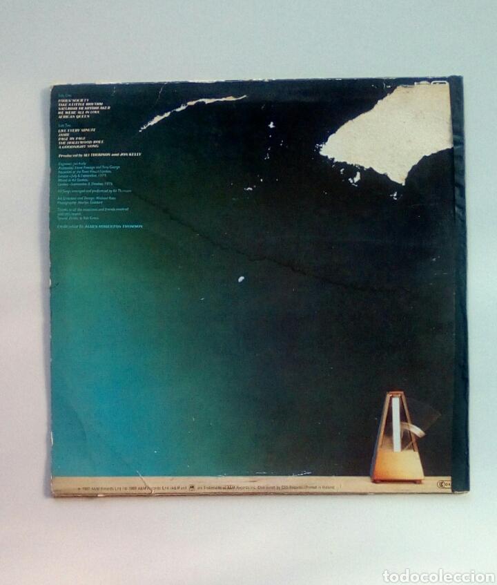 Discos de vinilo: Ali Thomson - Take a little rhythm, A&M Records, 1980. Holland. - Foto 2 - 178285337