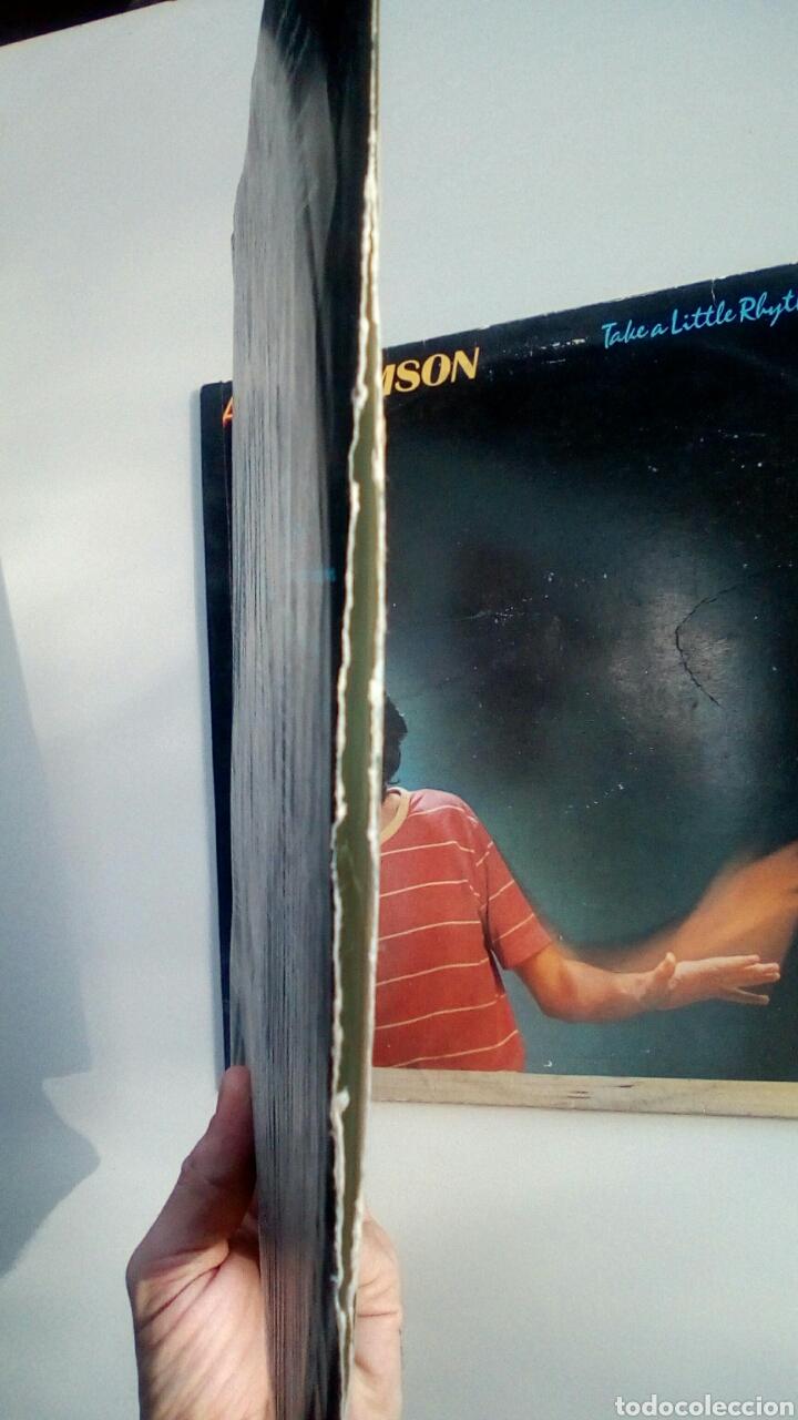 Discos de vinilo: Ali Thomson - Take a little rhythm, A&M Records, 1980. Holland. - Foto 5 - 178285337