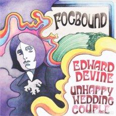 Discos de vinilo: FOGBOUND EDWARD DEVINE (SINGLE) . FREAKBEAT BEAT THE ATTACK SIXTIES ACTION CREATION. Lote 211661638