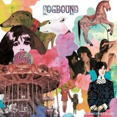 Discos de vinilo: FOGBOUND FOGBOUND LP . FREAKBEAT BEAT THE ATTACK SIXTIES ACTION EYES CREATION. Lote 211661640