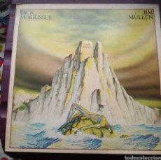 Discos de vinilo: DICK MORRISSEY & JIM MULLEN - CAPA WRATH. Lote 178290382