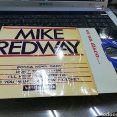 Discos de vinilo: MIKE REDWAY EP BOSSA NOVA BABY + 3 ESPAÑA 1964. Lote 178295391