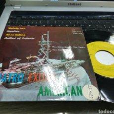 Discos de vinilo: THE DOWNBEATS, THE HUBS, THE CONTRASTS EP ESPAÑA 1963. Lote 178296112