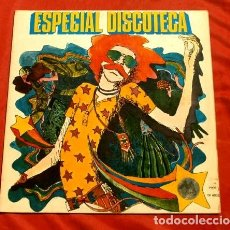 Discos de vinilo: ESPECIAL DISCOTECA (LP. 1971 PAMA) (RARO) THE CROWNS, BOBBY PATTERSON & THE MUSTANGS, THE MOHAWKS ... Lote 178296812