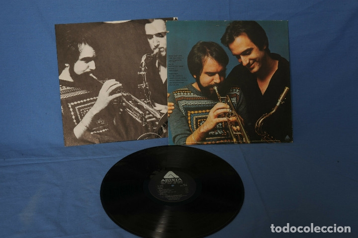 Discos de vinilo: the Brecker Brothers - Don't Stop the Music 77, Lenny White, Hiram Bulloc korg edt usa + encarte, ex - Foto 5 - 178314431