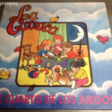 Discos de vinilo: LA CARRACA. EL CUARTO DE LOS JUEGOS. Lote 178316347