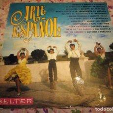 Discos de vinilo: AIRE ESPAÑOL BELTER, MANOLO ESCOBAR,PERLITA DE HUELVA,LA TERREMOTO DE MALAGA,JUANITA REINA,ETC, 1970. Lote 178319897