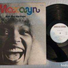 Discos de vinilo: MAXAYN / BAIL OUT FOR FUN / LP. Lote 178319928