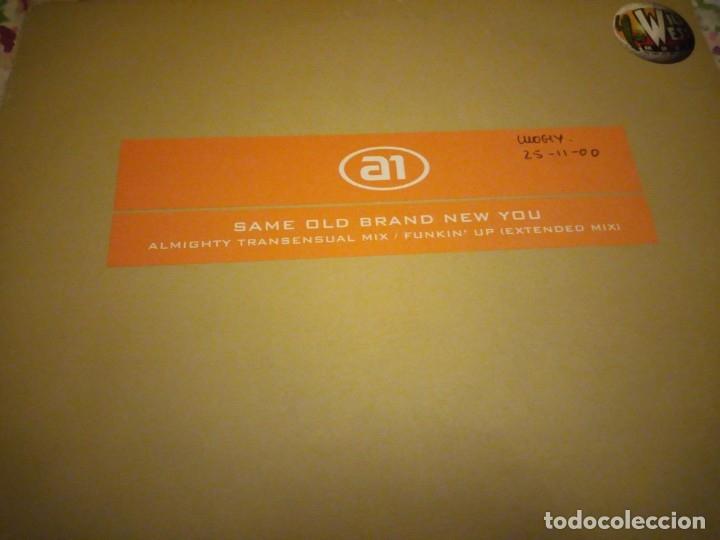 Discos de vinilo: A1 ?– Same Old Brand New You,12 promo - Foto 2 - 178322330