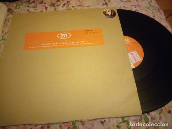 Discos de vinilo: A1 ?– Same Old Brand New You,12 promo - Foto 3 - 178322330