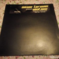 Discos de vinilo: DAVID TERZIAN ?– VINTAGE,2003- RADIKAL FLOOR VOLTFUNK. Lote 178324026