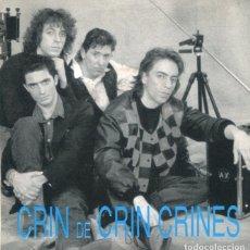 Disques de vinyle: CRIN DE CRIN CRINES / NONA / 28 LINEAS (SINGLE 1992). Lote 178324056