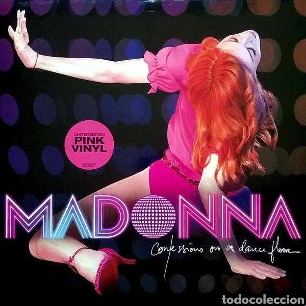 MADONNA - CONFESSIONS ON A DANCE FLOOR - EUROPA - EDICIÓN LIMITADA DOBLE VINILO ROSA - NUEVO (Música - Discos - LP Vinilo - Disco y Dance)
