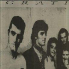 Discos de vinilo: BOURBON GRATIS. Lote 178326941