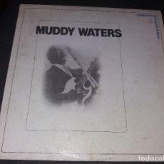 Discos de vinilo: MUDDY WATERS --- ORIGINAL BLUES & RHYTHM & BLUES 3. Lote 178332951
