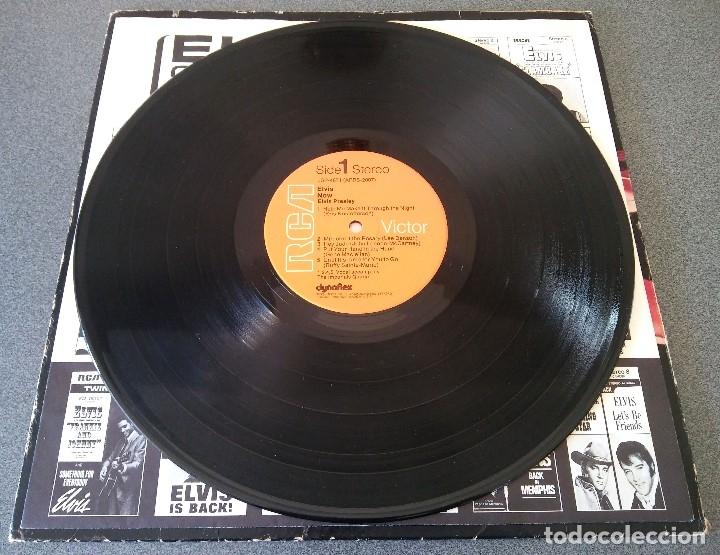 Discos de vinilo: Lp Elvis Now - Foto 2 - 178333093