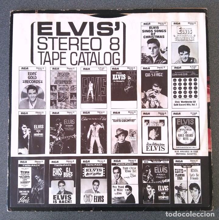 Discos de vinilo: Lp Elvis Now - Foto 3 - 178333093