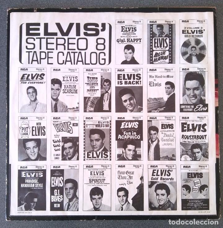 Discos de vinilo: Lp Elvis Now - Foto 4 - 178333093