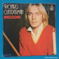 Disques de vinyle: RICHARD CLAYDERMAN - MELODÍA. Lote 178334336