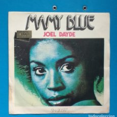 Discos de vinilo: JOEL DAYDE - MAMMY BLUE. Lote 178334537