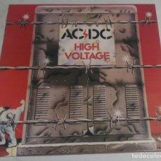 Discos de vinilo: AC/DC – HIGH VOLTAGE AUSTRALIA LP ALBERT PRODUCTIONS. Lote 178335991