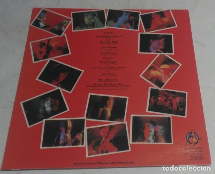 Discos de vinilo: AC/DC – High Voltage AUSTRALIA LP ALBERT PRODUCTIONS - Foto 2 - 178335991