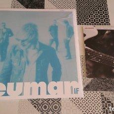 Discos de vinilo: LP + SINGLE NEUMAN IF TRAPPED SUBTERFUGE 2014. Lote 178336946