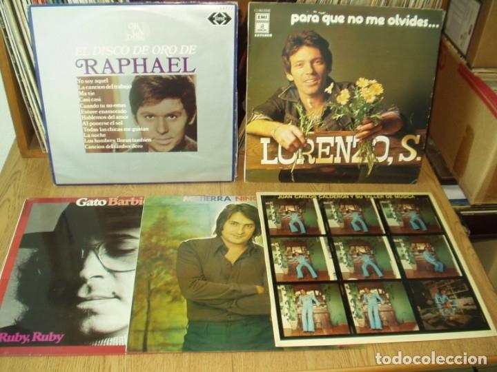 LOTE 9 LP'S GRUPOS Y SOLISTAS ESPAÑOLES AÑOS 60-70 (Música - Discos - LP Vinilo - Grupos Españoles 50 y 60)