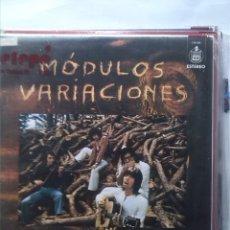 Discos de vinilo: MODULOS VARIACIONES. Lote 178342705