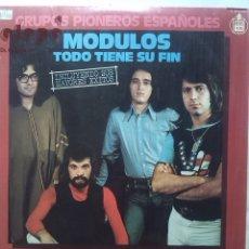 Discos de vinilo: MODULOS TODO TIENE SU FIN. Lote 178343261