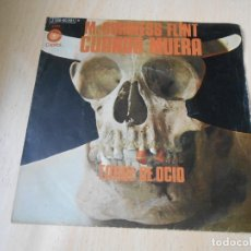 Dischi in vinile: MCGUINNESS FLINT, SG, WHEN I´M DEAD AND GONE + 1, AÑO 1970. Lote 178343932