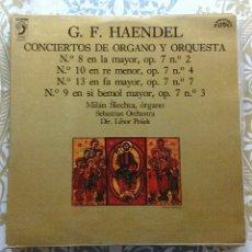 Discos de vinilo: G. F. HAENDEL DISCO LP. Lote 178344053