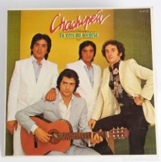 Discos de vinilo: CHACHIPEN-LP. TU ERES MI ALEGRIA- RUMBAS DISCOS ZAFIRO.1981. NUEVO. Lote 178352676