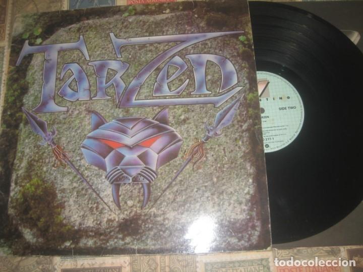 TARZEN - TARZEN - ( 1985 VALENTINO/) ORIGINAL.ESPAÑA LEA DESCRIPCION (Música - Discos - LP Vinilo - Grupos Españoles de los 70 y 80)