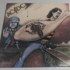 Discos de vinilo: AC/DC – DIRTY DEEDS DONE DIRT CHEAP APLP 020 AUSTRALIA. Lote 178368157